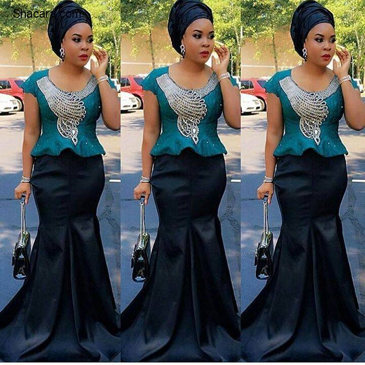 BEAUTIFUL ASO-EBI STYLES WE SELECTED JUST FOR YOU!