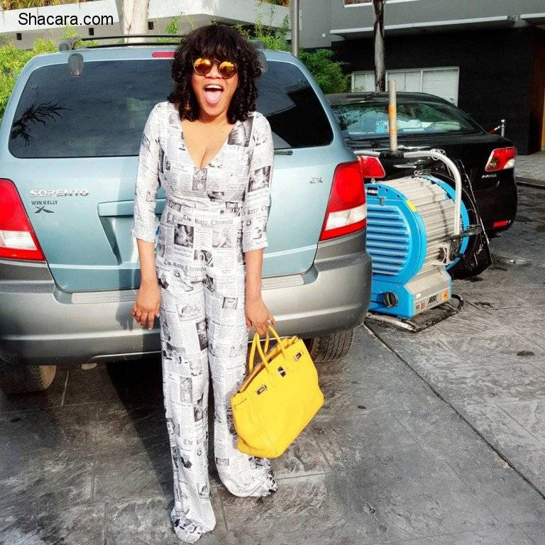 CELEBRITY STYLE CRUSH: TOYIN AIMAKHU