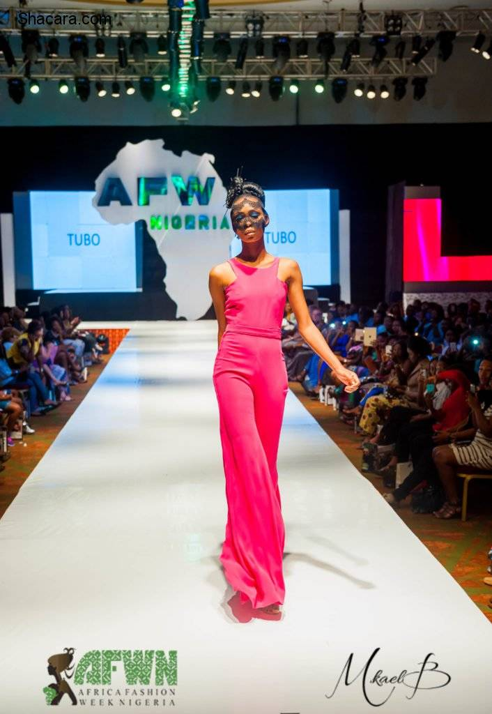 TUBO'S SHOWCASE AT THE AFWN 2016 FASHION SHOW