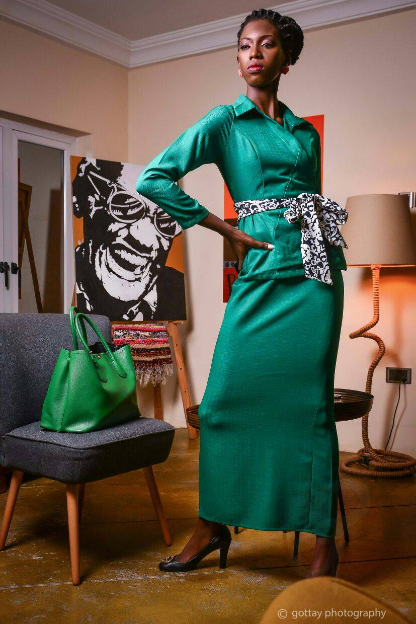 Nigeria's Evve's Room Presents An Amazing Afrocentric Collection 'Evve's Woman'