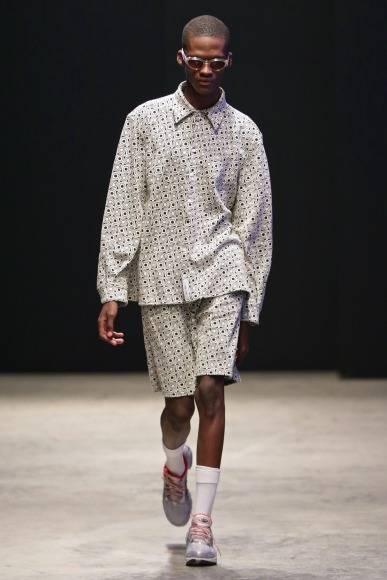 Young & Lazy  At South Africa Menswear Week 2016/2017: Cape Town