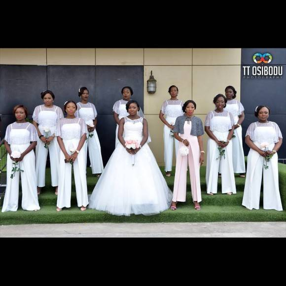 THE SPECTACULAR CULTURAL WEDDING OF OLAWUNMI AND NSIMA