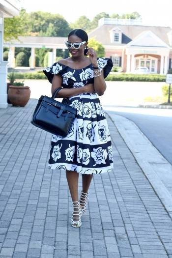 Street Style Look Of The Day: Monica Awe-Etuk (awedbymoni)!