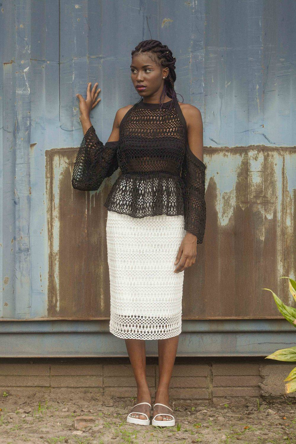 Ghana's Ćharlotte Prive Launches Their New Collection; See It Here