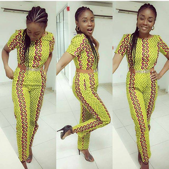 THE ANKARA CORPORATE STYLE TREND EVERYONE IS FOLLOWING
