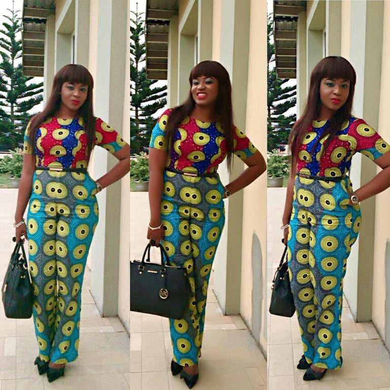 TRENDSETTING ANKARA STYLES TO UNLEASH YOUR FASHIONISTA SWAG