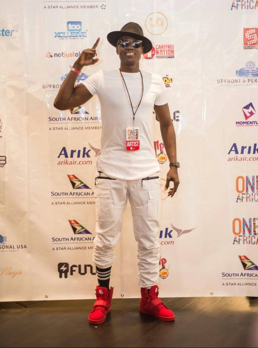 Photos From The One Africa Music Fest Meet And Greet