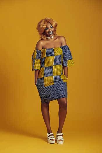 Colourful Vibes! Ready-To-Wear Brand, Iconola Presents The #BeBeautiful 16 Campaign Featuring Bolanle Olukanni