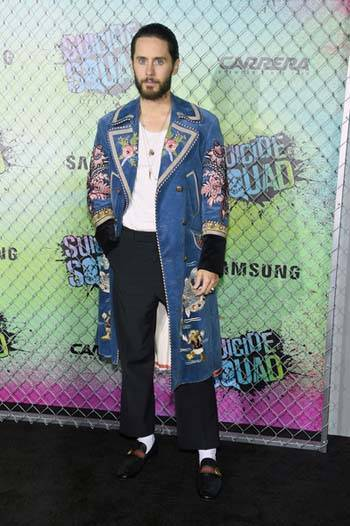Will & Jaden Smith, Cara Delevingne, Jared Leto, Adewale Akinnuoye-Agbaje, More At The Premiere Of Suicide Squad