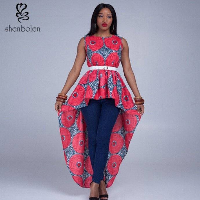 THE HI LOW ANKARA TRENDS EVERY LADY NEEDS HER WARDROBE