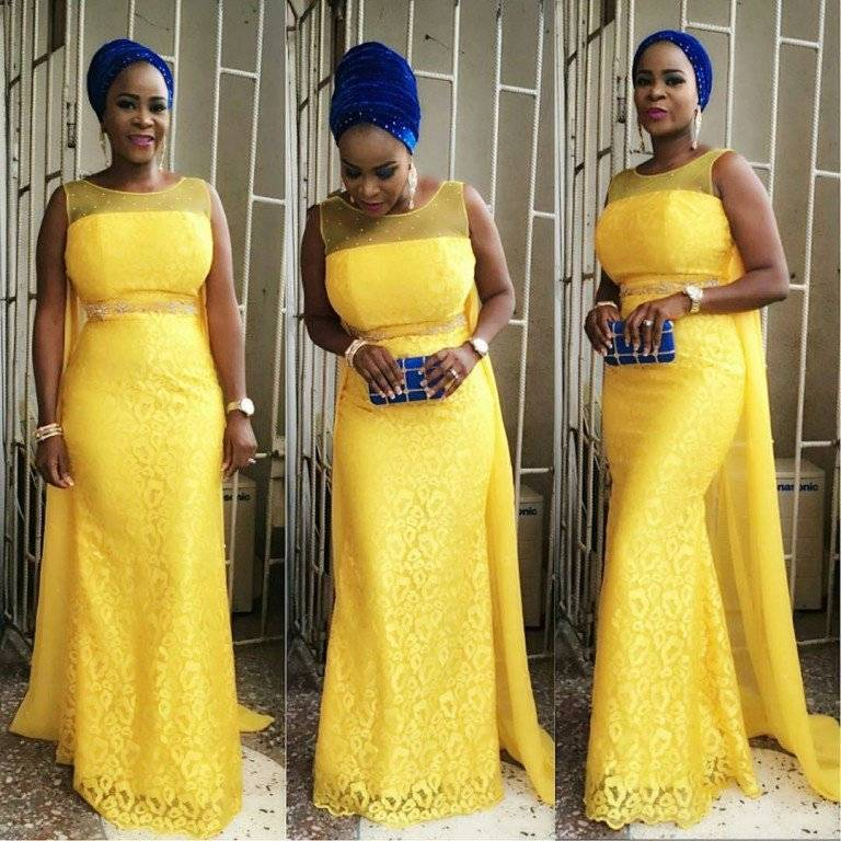LATEST ASO EBI STYLES FOR THE FASHION DEVOTEE