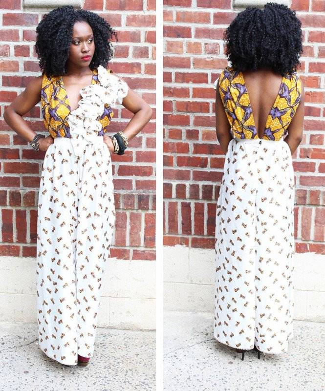 THE RIGHT WAYS TO MIX YOUR ANKARA AFRICAN PRINTS