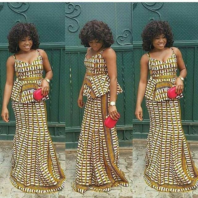 THE ANKARA STYLES WE SAW LAST WEEKEND WERE SPECTACULARLY SEXY!
