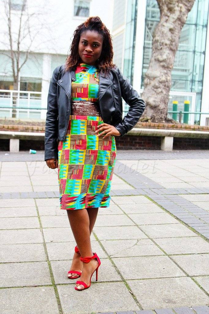 CORPORATE ATTIRE: KENTE MOOD ACTIVATED