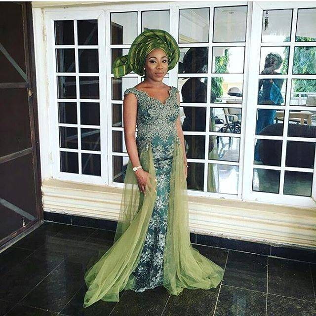 ASO EBI FASHION STYLE FROM OUR FANS