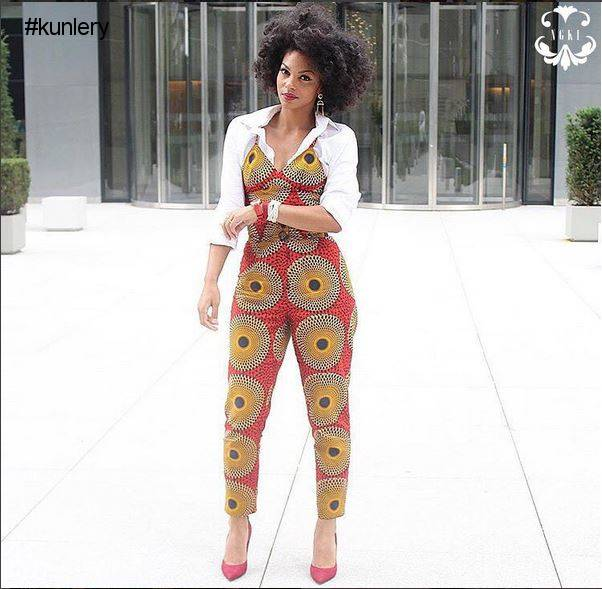 LEARN THE ANKARA LAYERING TECHNIQUES FOR WORK
