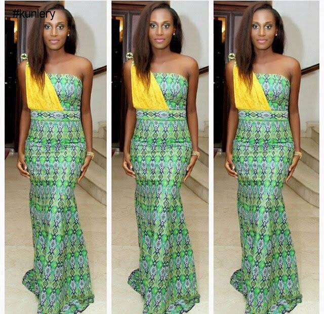 THE LATEST TRENDING ANKARA MERMAID DRESS YOU NEED TO ROCK
