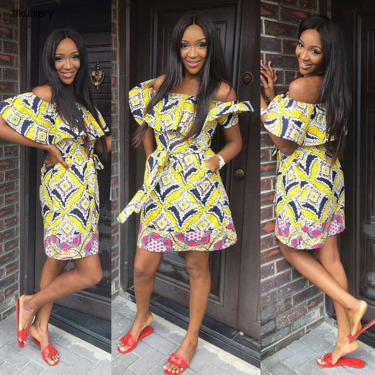 SUPER STYLISH, SEXY AND ANKARA STYLES SPOTTED OVER THE WEEKEND