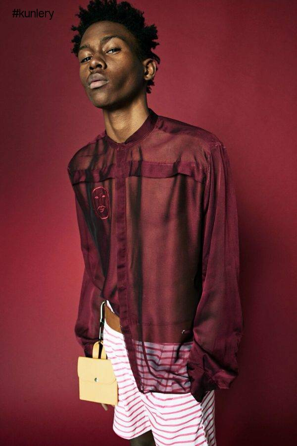 Nigeria's Orange Culture unveils its S/S 2017 Menswear Collection | Lookbook