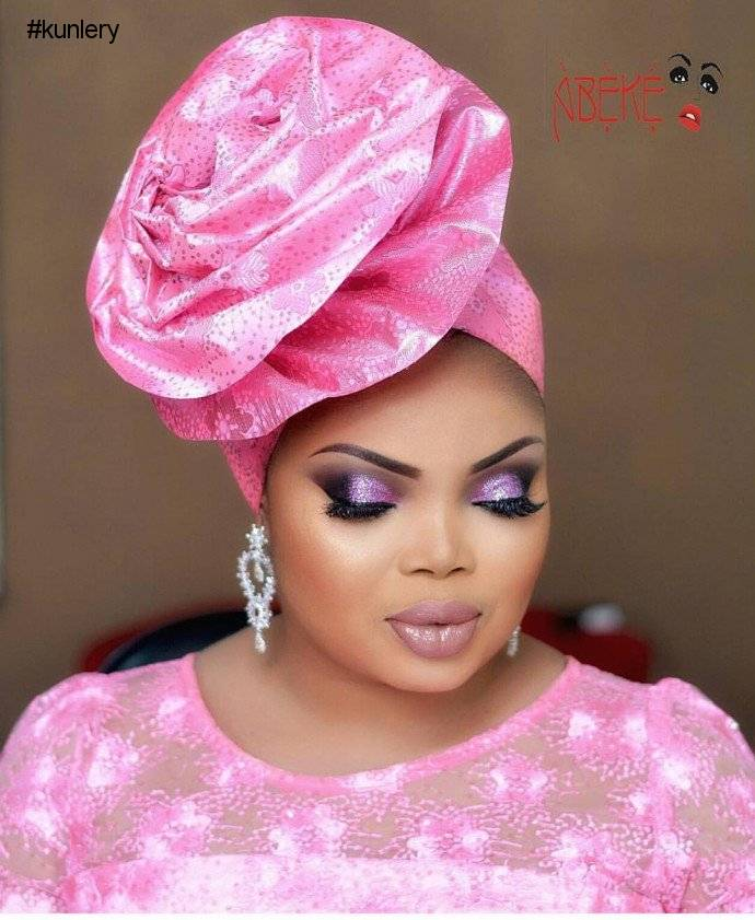 YOU'LL FIND THE LATEST AND TRENDIEST GELE STYLES IN THIS LOOK-BOOK
