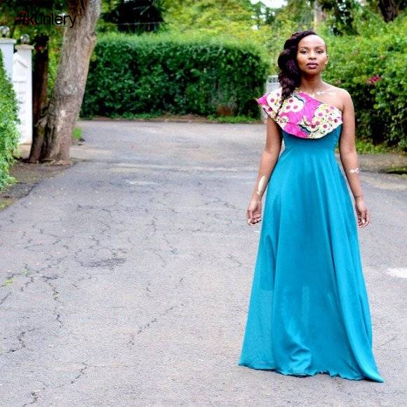 womens clothing : ANKARA STYLES FOR APPLE-SHAPED WEDDING GUESTS