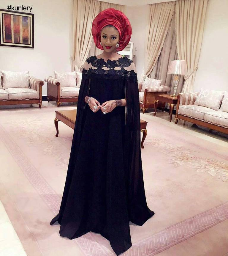 Latest Fashion Styles: ASO EBI STYLES PERFECT FOR SLAYING IN THESE EMBER MONTHS