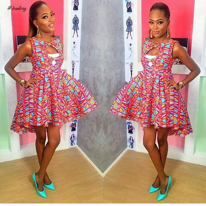 STEP OUT IN STYLE THIS EID PERIOD IN FAB ANKARA STYLES