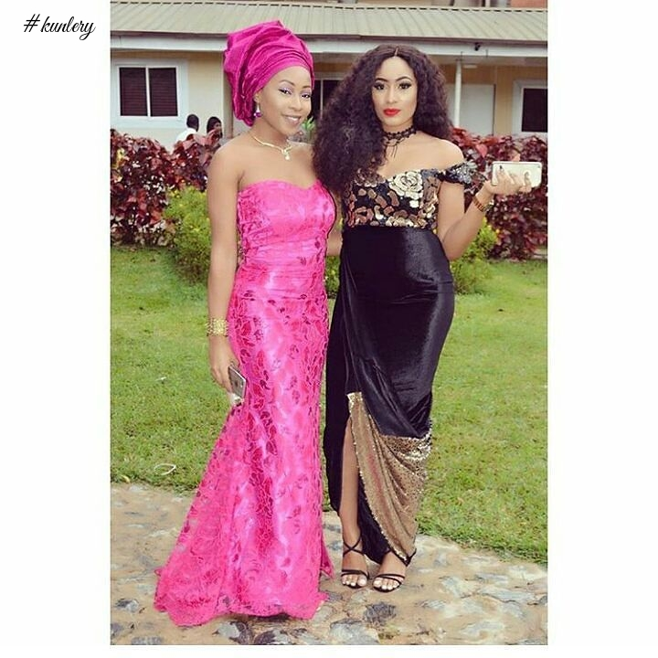 ASO EBI STYLES WE CRUSHED ON DURING THE SALLAH HOLIDAY