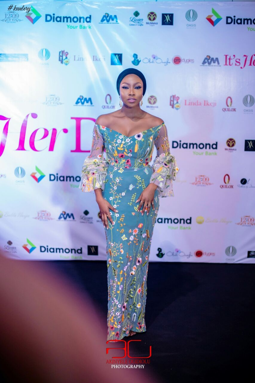 "RED CARPET PHOTO'S FROM THE PREMIERE OF BOVI'S ""IT'S HER DAY"" MOVIE"