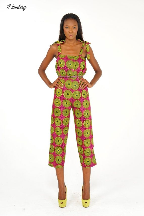 ANKARA JUMPSUIT STYLES YOU'LL NEED THIS SEASON