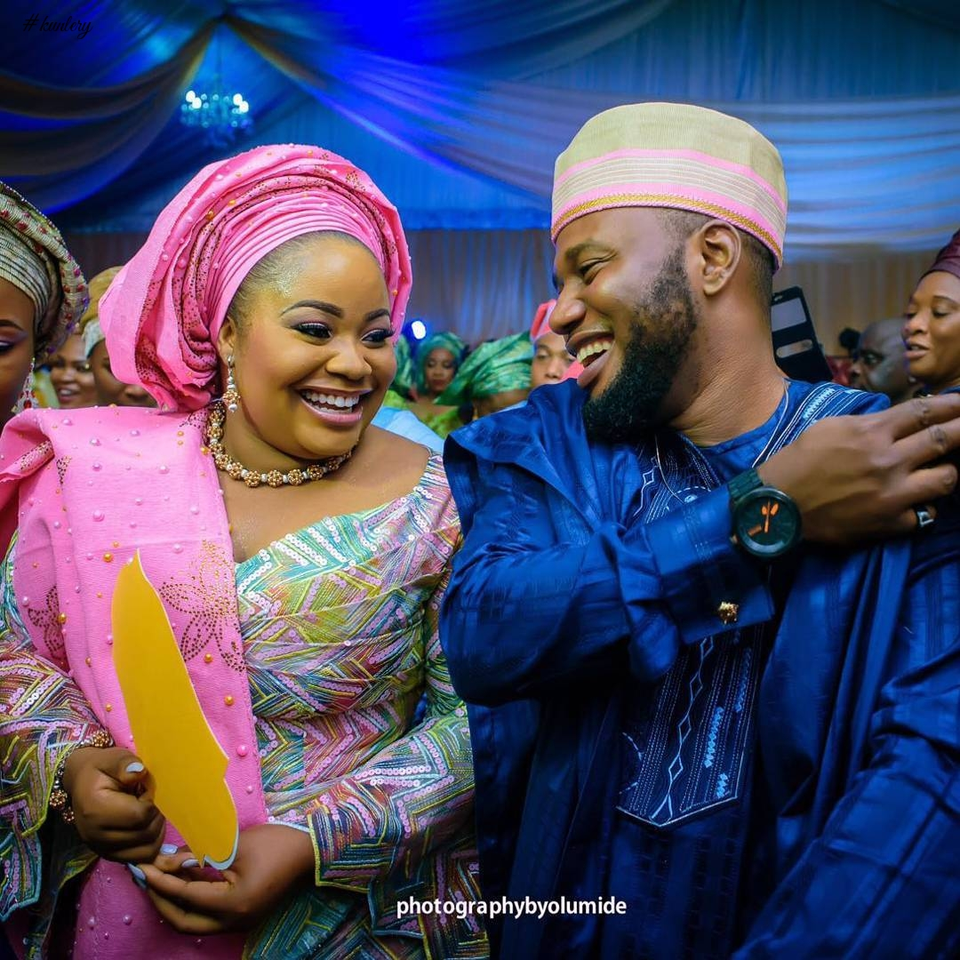 THE MOVIE-THEMED WEDDING OF BIMBO AND YEMI