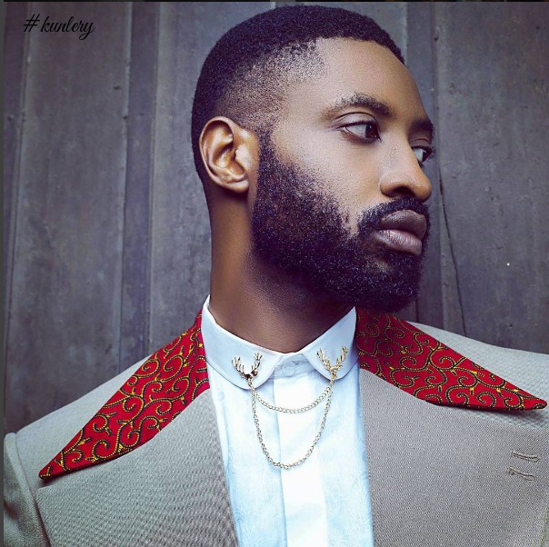 RIC HASSANI – A GENTLEMAN & A SIGHT FOR SORE EYES