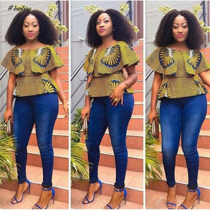 UBER CHIC ANKARA STYLES YOU NEED TO SEE