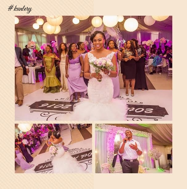 Photos From Chinazo & Jay Wedding