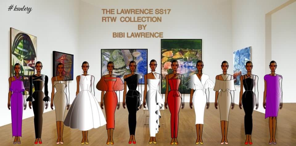 "Sleek & Sophisticated! Womenswear Brand Bibi Lawrence Debuts with ""Lawrence"" SS17 Collection, View Lookbook Photos"
