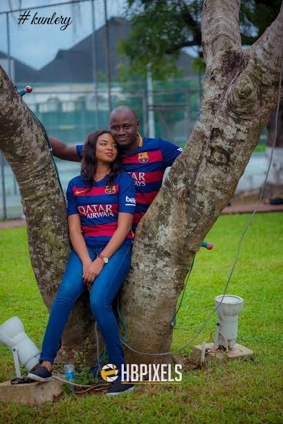 Dolapo & Ayo  Pre Wedding Shoot