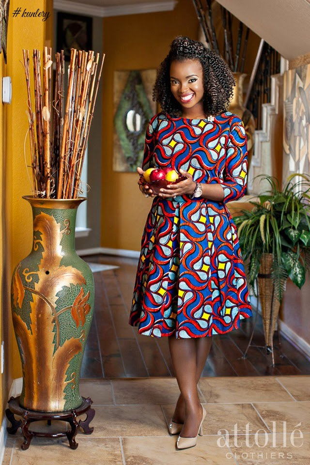 ANKARA CORPORATE ATTIRES THAT WOULD BOOST YOUR CONFIDENCE