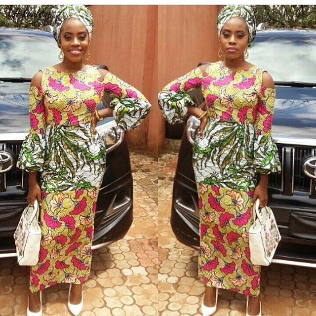 5 WAYS TO STYLE YOUR ANKARA FOR WEDDING