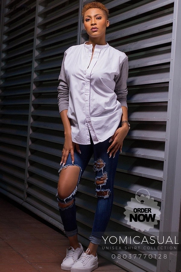 YOMI MAKUN UNVEILS HIS FIRST EVER UNISEX SHIRT COLLECTION FOR CLOTHING BRAND YOMI CASUAL