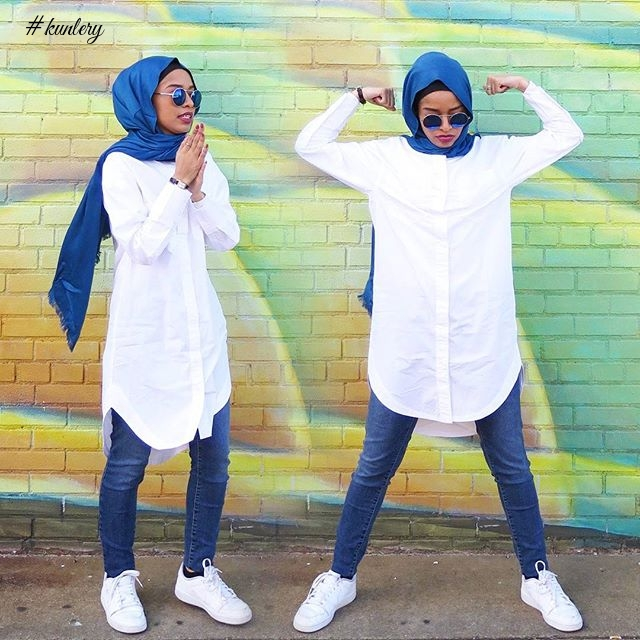 HIJAB STYLE: AHEAD OF THE GAME