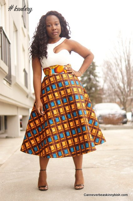 ANKARA STYLES FOR THE STYLISH WOMAN