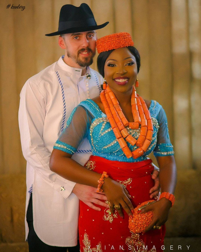 THE KALABARI WEDDING OF TINA AND ADOKIYE