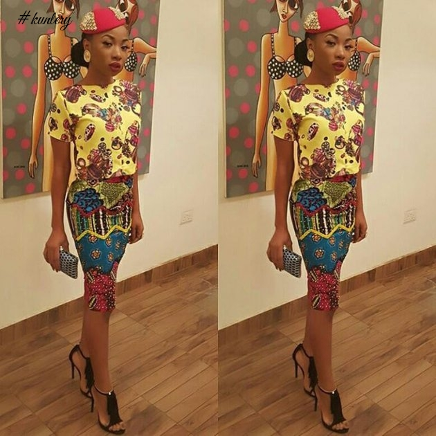 COLOUR POPPING ANKARA STYLES TO ADD VIBES TO YOUR LOOK