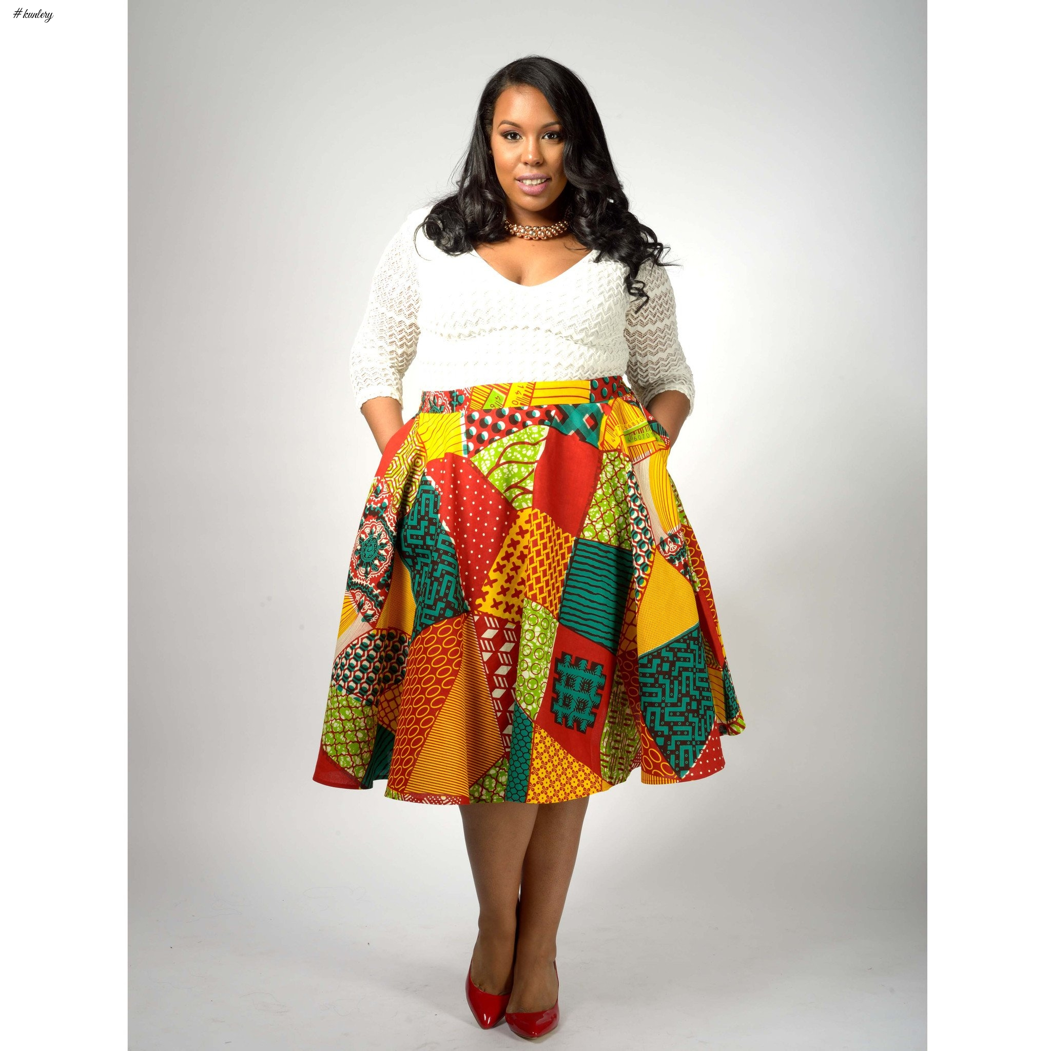FULL-FIGURED AND FAB: ANKARA OUTFITS FOR CONFIDENCE