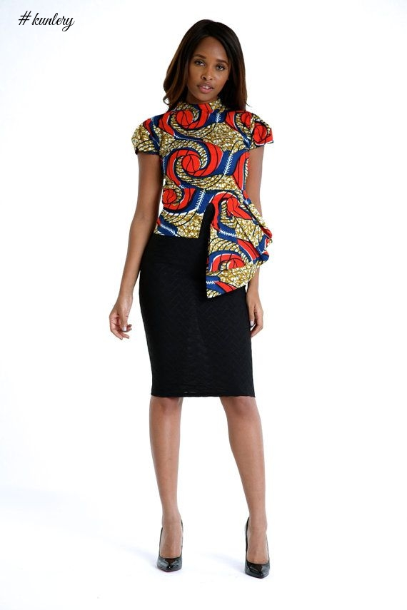ANKARA STYLE GUIDE FOR THE PROFESSIONAL WOMAN