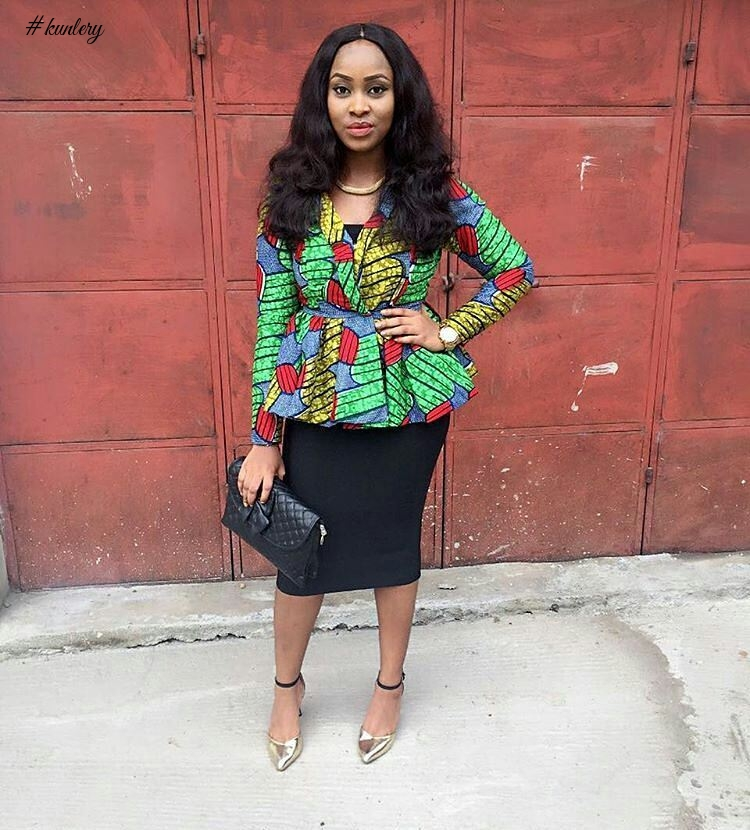 OUR FAVORITE ANKARA STYLES FOR THE WEEK