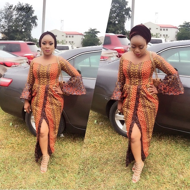 BEGIN YOUR NEW MONTH IN SEXY STUNNING ANKARA STYLES