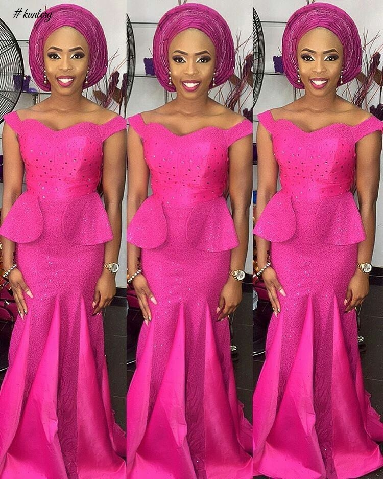 ASO EBI STYLES COLLECTION FROM OUR BEAUTIFUL FANS