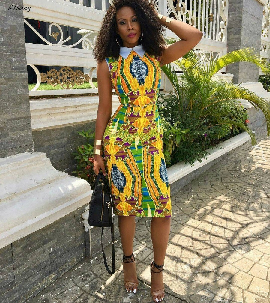 ANKARA STYLES FOR THE SINGLE LADIES OUT THERE