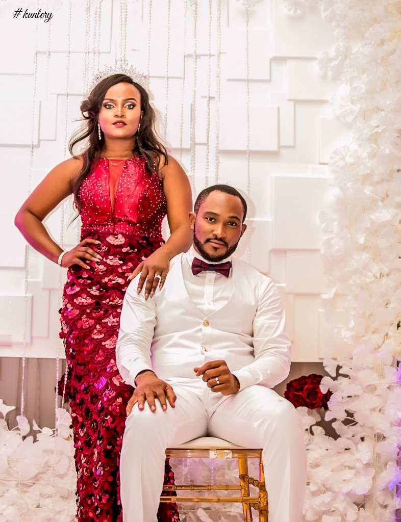 Official White Wedding Photos! Actor Blossom Chukwujekwu & Fashion Designer Maureen Ezissi | Uti, RMD, Linda Ejiofor, Adesuwa Etomi, Ufuoma McDermott, Yomi Casual, Yaw, More, Attend